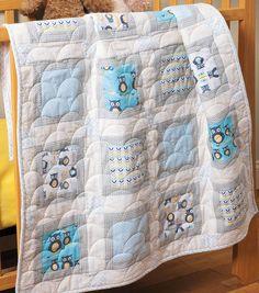 Nursery Frames Quilt at Joann.com