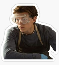 High quality Tom Holland gifts and merchandise. Inspired designs on t-shirts, posters, stickers, home decor, and more by independent artists and designers from around the world. Cute Laptop Stickers, Cool Stickers, Printable Stickers, Wallpaper Stickers, Man Wallpaper, Tumblr Stickers, Aesthetic Stickers, Tom Holland Merchandise, Spiderman