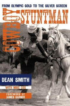 Dean Smith has taken falls from galloping horses, engaged in fistfights with Kirk Douglas and George C. Scott, donned red wig and white tights to double Maureen O'Hara, and taught Goldie Hawn how to talk like a Texan. Cowboy Stuntman chronicles the life and achievements of this colorful Texan and Olympic gold medal winner who spent a half century as a Hollywood stuntman and actor, appearing in ten John Wayne movies and doubling for a long list of actors.