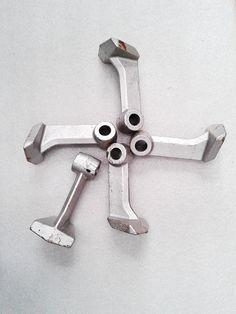 Nade es lo que parece: martillo para trituradora de leña
