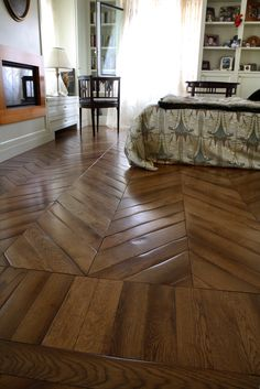 Fine Italian Wood Flooring by Old Floor Italy . www.alchemymaterials.com