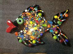 mosaic+fish | Mosaic Fish