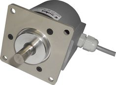 SIO63 Encoder incrementale d.63 flangia quadra Incremental encoders d.63 square flange  http://www.selet.it/eng/s_categ.asp?id=6&pag=1