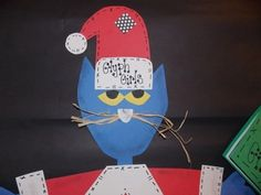 Pete the Cat Saves Christmas Glyph