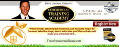 Commercial Training Academy February 27 – March 1, 2015 – Boston, MA