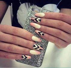 #nails #colorful  #beautiful #girl