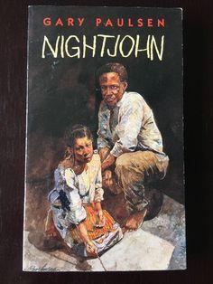 NIGHTJOHN by GARY PAULSE Paperback 1995