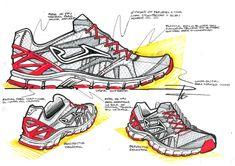 Shoe Sketches, Asics, Designer Shoes, Footwear, The Originals, Sneakers, Fashion, Tennis, Moda