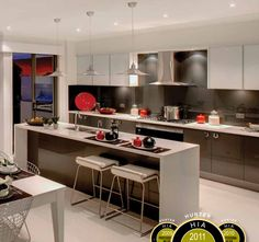 1000 images about kitchen on pinterest kitchen gallery for Metricon kitchen designs