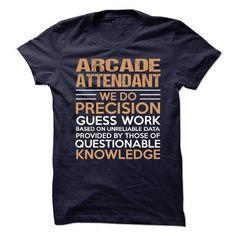 ARCADE-ATTENDANT - #tee shirt #hooded sweatshirts. PRICE CUT =>…