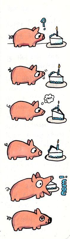 piggy_birthday_card_by_paintmyworldrainbow-d3fcdmr.jpg (JPEG Image, 486×1646 pixels) - Scaled (42%)