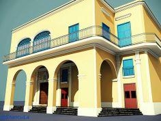 Habana Cuba, Explore, Mansions, House Styles, Home Decor, Cuban Cigars, Decoration Home, Manor Houses, Room Decor