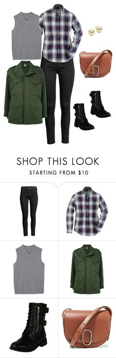"""""""#PLLEndGame Collection"""" by rebeca-frausto on Polyvore featuring MANGO, Aspesi, 3.1 Phillip Lim, Lord & Taylor y spencerhastings"""