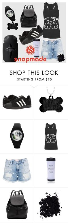 """""""Snapmade!"""" by lacrima ❤ liked on Polyvore featuring adidas, Boohoo and Witchery"""