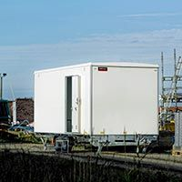 Scanvogn - Portable cabins for all industries