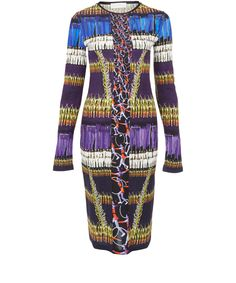 Grab the limelight in this eye-catching Peter Pilotto dress: http://www.liberty.co.uk/fcp/product/Liberty//Purple-Acrobatic-Kaleidoscope-Print-Jersey-Pencil-Dress/109411