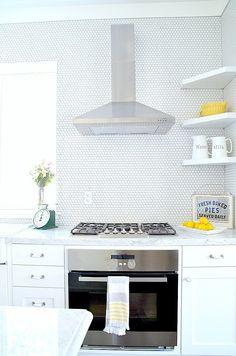 1905 kitchen remodel tile » Lovely space.