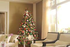 Edith Bertin. Montagem e Desmontagem de árvore de Natal
