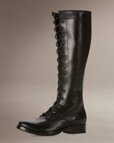 Melissa Tall Lace - View All Womens Boots - Western Boots, Riding Boots & More - The Frye Company