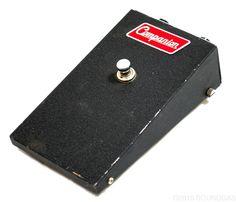 SHIN-EI COMPANION FY-2 FUZZ BOX Studio Gear, The Black Keys, Pedalboard, Jack White, Guitar Pedals, Vintage Guitars, Fuzz, Guitars