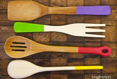 making your kitchen utensils_awesome