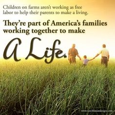 Farming is a way of life and it;s passed on to and thru generations to come. God Bless the farmers. Country Farm, Country Life, Country Girls, Country Living, Country Strong, Country Style, Country Music, Farm Quotes, Country Quotes