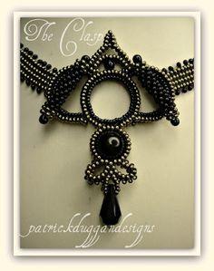 patrickduggandesigns уникальные ювелирные изделия ремесленников: Застежка - для Лука ожерелье