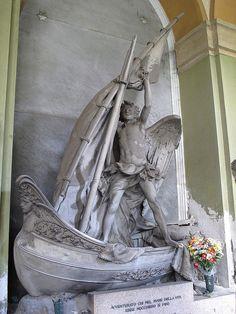Staglieno Cemetery | Genoa Italy
