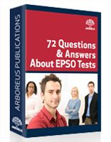 72 Questions and Answers about EPSO tests and competitions
