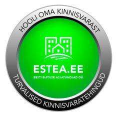 Eesti Ehituse Asjatundjad Oü, button rakennusalan kuntotarkastusyritykselle. Button löytyy sivustolta estea.ee, jonka asiakas on itse tuottanut nykyiseen ulkoasuunsa.