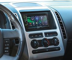 Crutchfield shows you how to add a new Kenwood stereo and keep your SYNC® system. #CarAudio #SYNC #Kenwood #CarReceiver