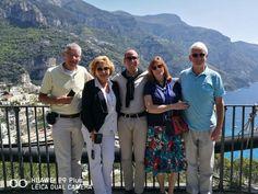 Another beautiful day on the Amalfi coast