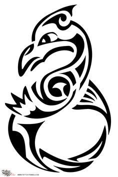 TATTOO TRIBES: Tattoo of Te Manaia, Protection tattoo,temanaia protection angel guardian tattoo - royaty-free tribal tattoos with meaning Maori Designs, Tattoo Designs, Tattoo Ideas, Guardian Tattoo, Protection Tattoo, Tribal Tattoos With Meaning, Outrigger Canoe, Polynesian Art, Home Tattoo
