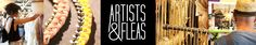 Artists & Fleas - Williamsburg Brooklyn Flea, Design & Vintage Market & Independent Design Market - http://www.artistsandfleas.com/
