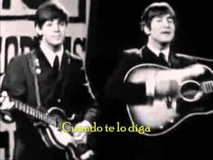 The Beatles I Want To Hold Your Hand Subtitulado En Español