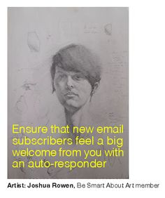 Ensure that new email subscribers feel a big welcome from you with an auto-responder