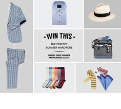 Win The Perfect Summer Wardrobe Worth $950!