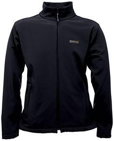 022388e90707 Regatta Men s Water Repellent Cera III Outdoor Softshell jacket. Amazon.co. uk