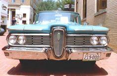 1959 Edsel Front View. ★。☆。JpM ENTERTAINMENT ☆。★。