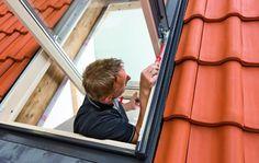 Regulacja okna dachowego po montażu