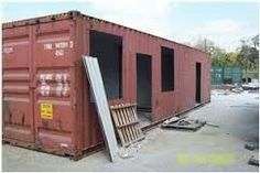 Shipping container start