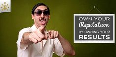 Search Results: Owning Your Online Reputation.