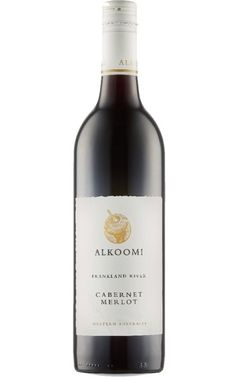 Alkoomi White Label Cabernet Merlot 2016 Frankland River - 12 Bottles Cheap Red Wine, Wine Presents, Different Wines, Wine Down, Red Wines, Red Grapes, In Vino Veritas, Wine Online, Bottles