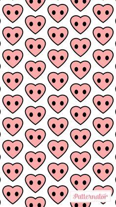 Pig Wallpaper, Tumblr Wallpaper, Cartoon Wallpaper, Pattern Wallpaper, Iphone Wallpaper, Kawaii Pig, Cute Baby Pigs, Vintage Circus Posters, Oil Pastel Drawings