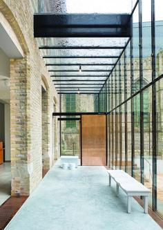 Stadhuis en toerismekantoor, Diksmuide | VAi - Vlaams Architectuurinstituut