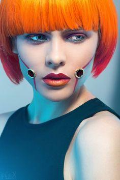 Photographer: Stanislav Istratov  Model: Valeria  MUA & Hair: Elena Prosyanik  Edited by Big Bad Red www.FlexDreams.com