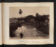 The Dry River - Port of Spain in #Trinidad