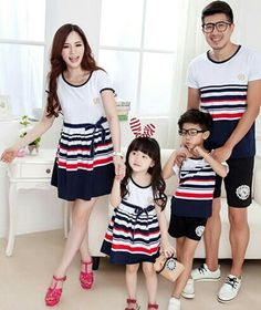 Summer Style Beach Women 's T-shirt One-piece Dress - Matching Family Outfits Couple With Baby, Matching Family Outfits, One Piece Dress, Social Platform, Mom Style, Clothes For Sale, Outfit Sets, Cheer Skirts, Shirts