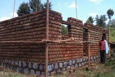 Mud Brick Construction