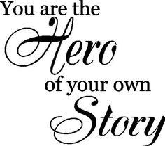 11 Best Hero Sayings Images Hero Quotes Frases Lyrics